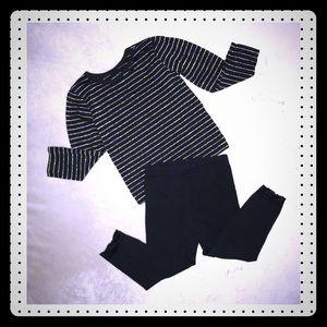 Girl's Garaninals Shirt & Pants